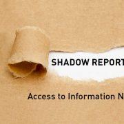Shadow Report 2016