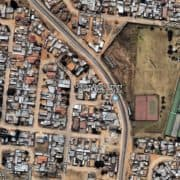 Walter Sisulu Primary aerial view