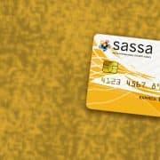 Sassa new card