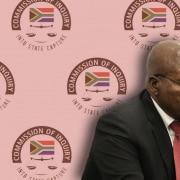 Jacob Zuma at Zondo commission