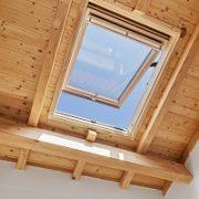 Dachluke, Dachdecker, Fenster, offen
