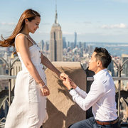 Photo 14 Top of the Rock Marriage Proposal 2