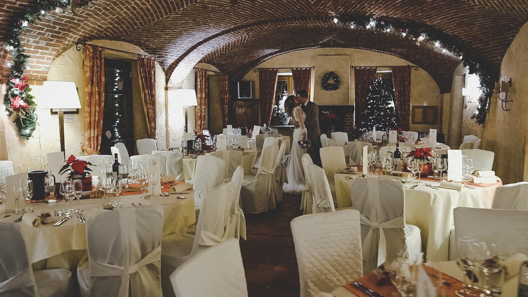 location matrimonio invernale