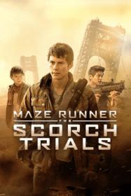 Maze Runner: The Scorch Trials เมซ รันเนอร์ สมรภูมิมอดไหม้ (2015)