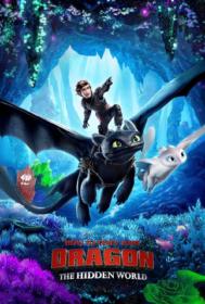 How to Train Your Dragon 3: The Hidden World อภินิหารไวกิ้งพิชิตมังกร 3