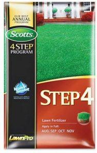 LawnPro Step 4 Lawn Fertilizer