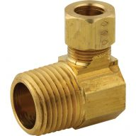 Compression fitting - Male reducing elbow