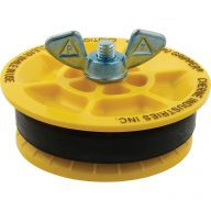 """Cherne End of Pipe Gripper plug - 4"""""""