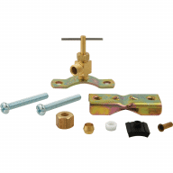 Strap needle valve kit