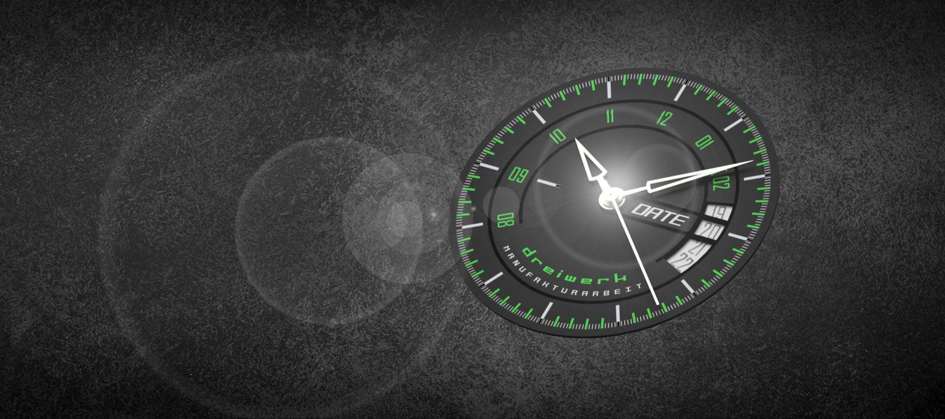 Feinwerk Manufaktur Dresden Uhrenmarke Triebwerk