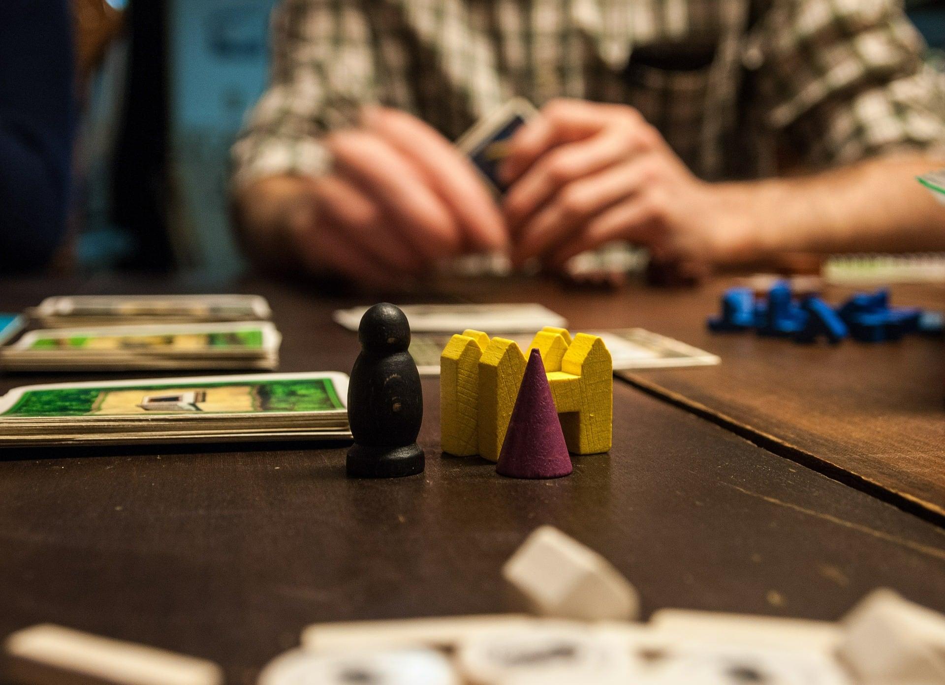 Lustige Brettspiele