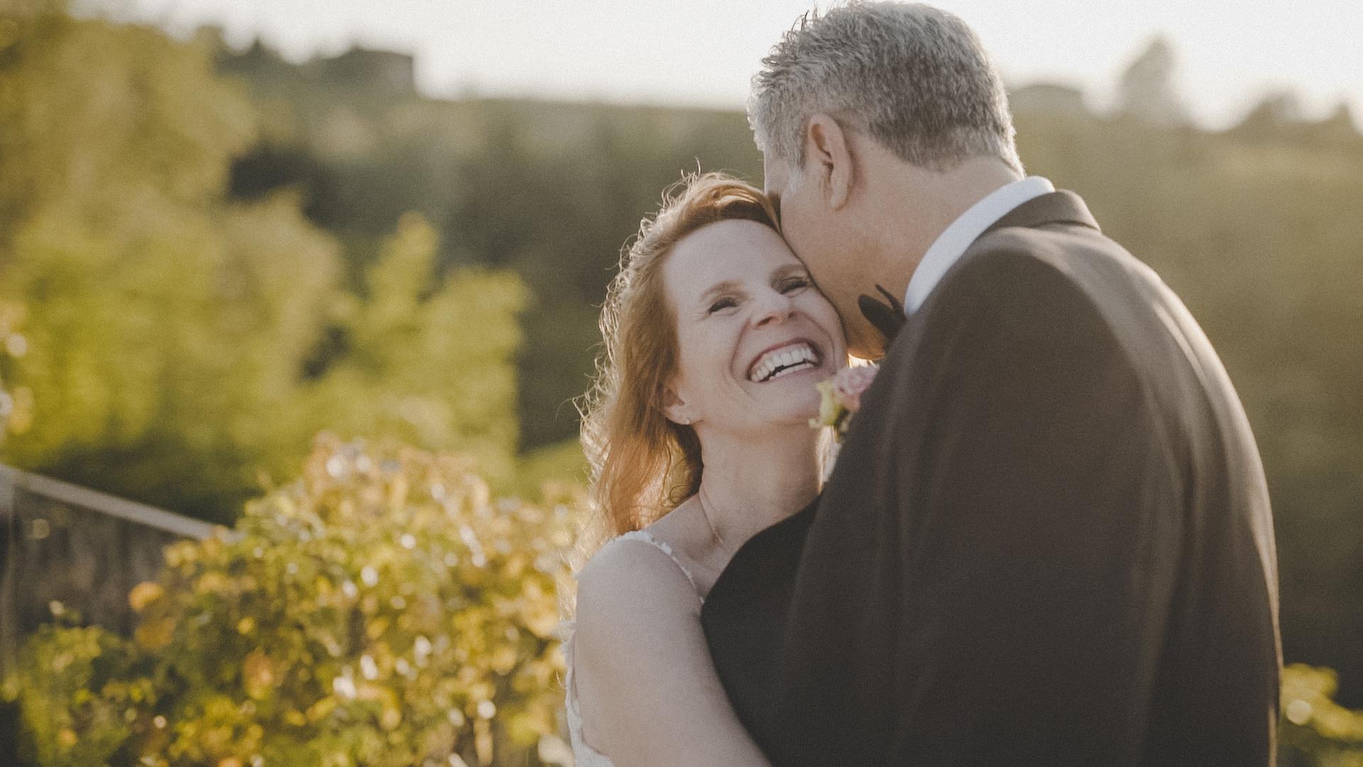 matrimonio intimo in Langa