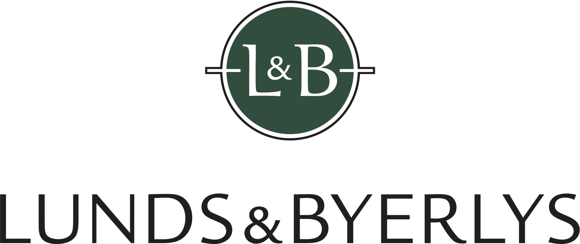 Lunds Byerlys Logo