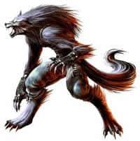 Werewolf Muscle Training