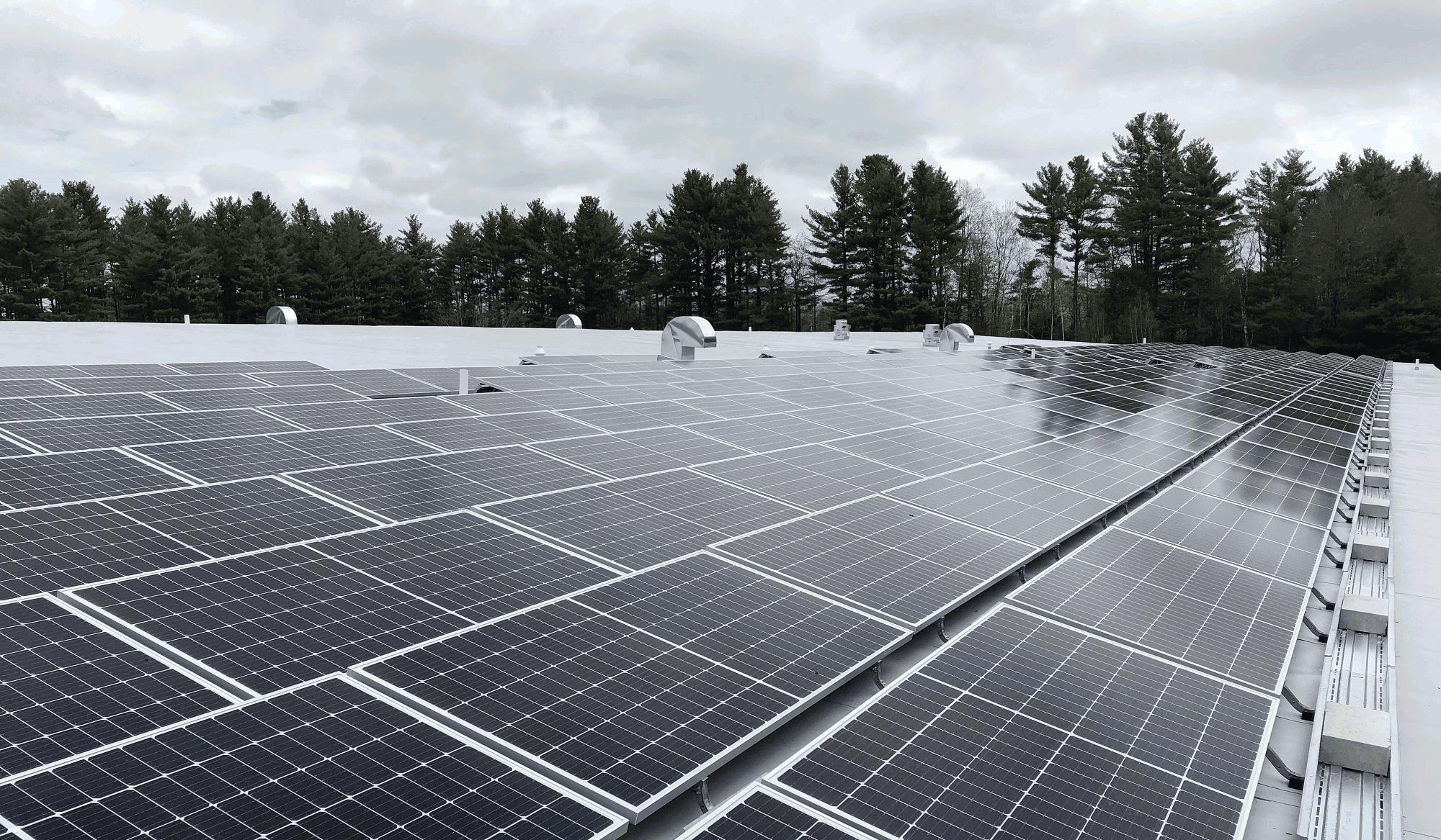 Runamok Maple Solar Powered Facility
