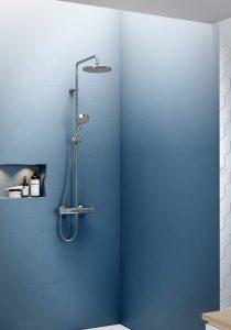 Tipp-zum-Bau informiert Sie über Badarmaturen für Duschen.