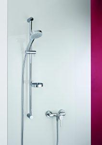 Produktempfehlung zur Duscharmatur von Tipp zum Bau - die Ronda-Armatur