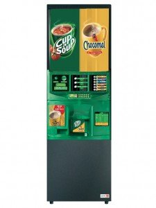 Cup-a-soup automaat