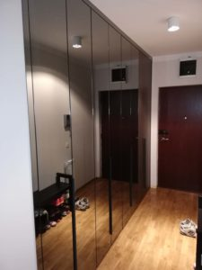 američki plakari sa ogledalom na vratima