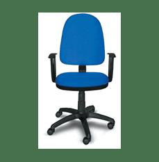 Кресло Престиж ЛЮКС подлокотник Самба, ткань офис