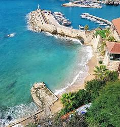 Antalya and its beautiful old town and Marina