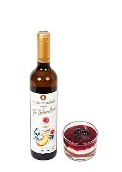 Hungry Wines The Golden Cuvée 2011 Tokaji