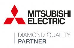 Mitsubishi Electric Diamond Quality Partner - SubCool FM - for installation of air conditioning