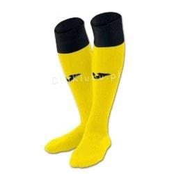 Getry piłkarskie JOMA Calcio 24 żółto-czarne