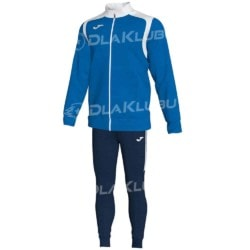 Dres treningowy JOMA Champion V niebiesko biały