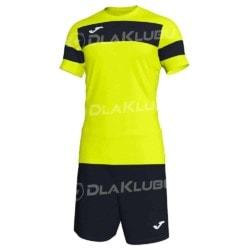 Komplet piłkarski JOMA Academy II żółto czarny