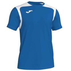 Koszulka piłkarska Champion V niebiesko biała