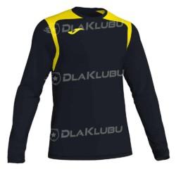 Koszulka piłkarska JOMA Champion V czarno żółta