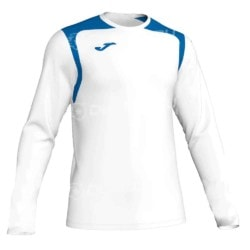 Koszulka piłkarska JOMA Champion V biało niebieska