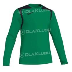 Koszulka piłkarska JOMA Champion V zielono czarna