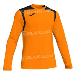 Koszulka piłkarska JOMA Champion V pomarańczowo czarna