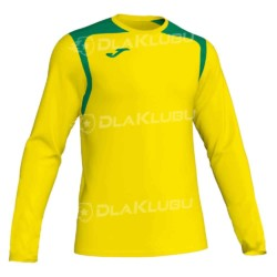 Koszulka piłkarska JOMA Champion V żółto zielona