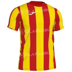 Koszulka piłkarska JOMA Inter czerwono żółta