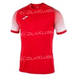Koszulka siatkarska JOMA Hispa czerwono biała