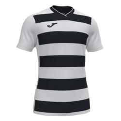 Koszulka piłkarska Joma Europa IV biało czarna 101466.201