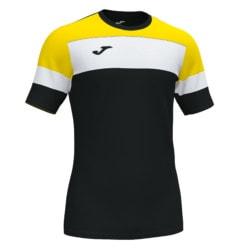 Koszulka piłkarska Joma Crew IV czarno żółta 101534.109