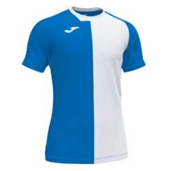Koszulka piłkarska Joma City niebiesko biała 101546.702