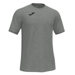 Koszulka piłkarska Joma Campus II szary melanż 101587.250