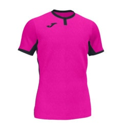 Koszulka Joma Toletum fluo różowo czarna 101476.031