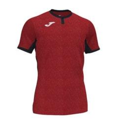 Koszulka Joma Toletum czerwono czarna 101476.601