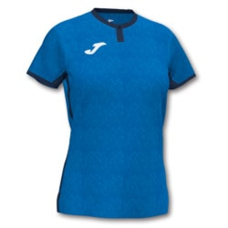 Koszulka sportowa damska Joma Toletum niebiesko granatowa 901045.703