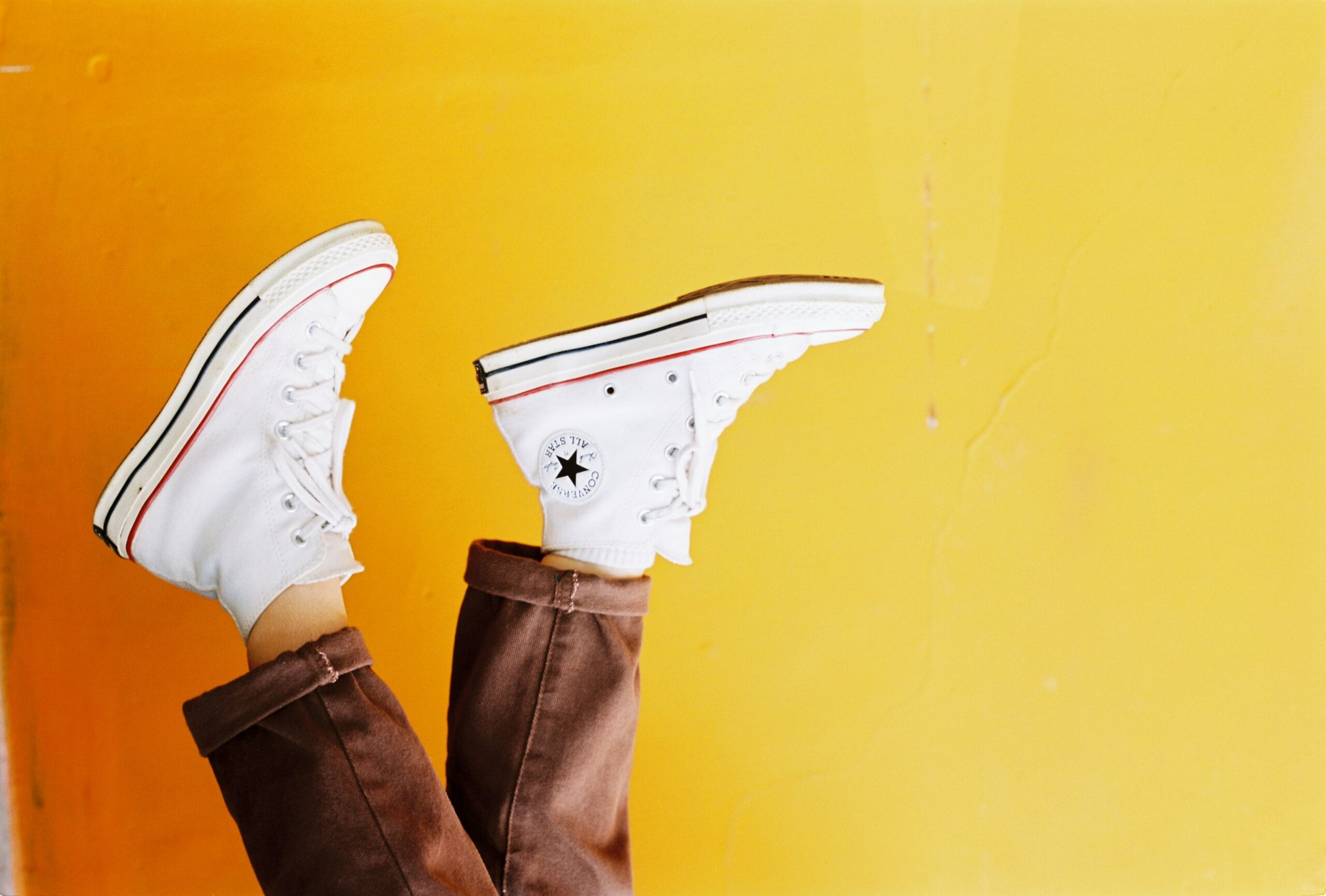 Converse as a brand that helps their customers be people with sytle