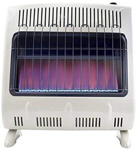 Mr. Heater Blue Flame Natural Gas Heater