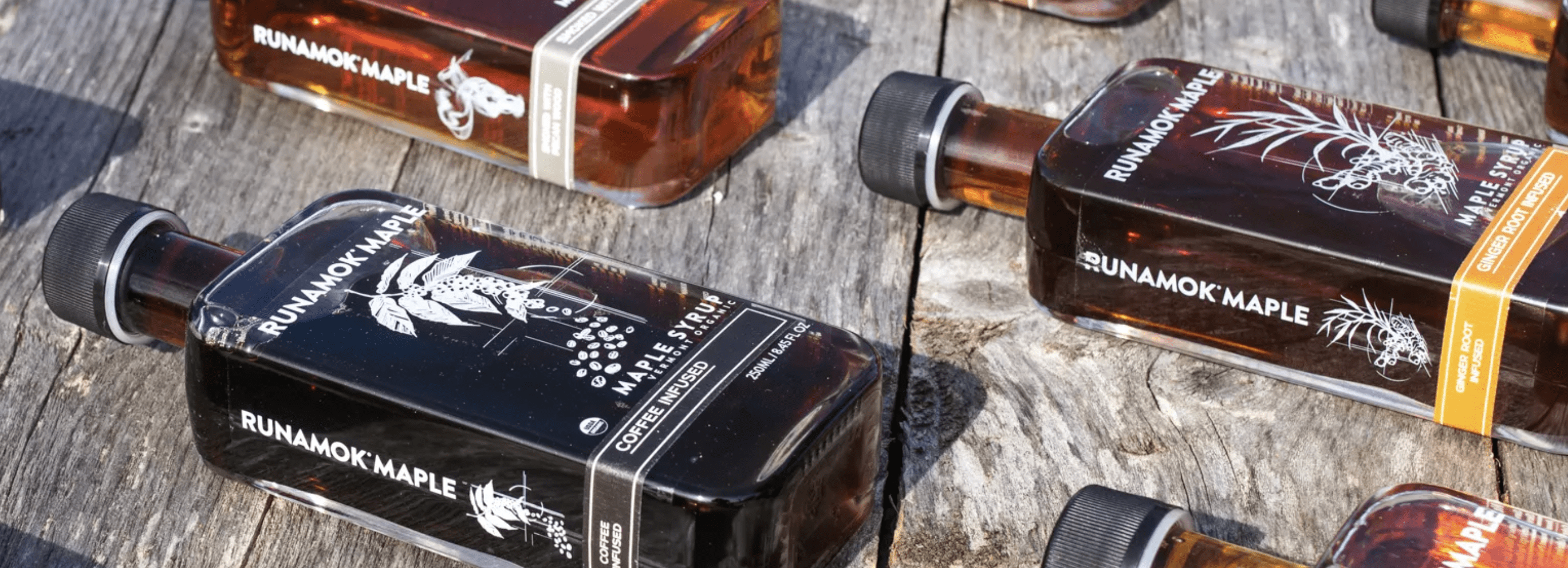 Runamok Infused Maple Syrup