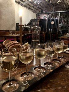 Weinprobe in Beilstein