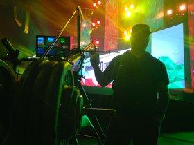 jib operator - concert